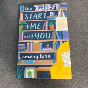 The Start of Me and You Young Adult Book